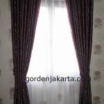 gorden minimalis blackout 1