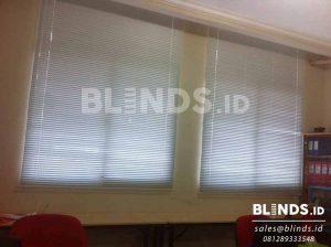 jual slimline blinds merk onna standard slat 25mm di Grand Galaxy Q3493