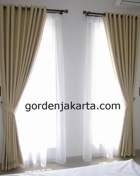 Tempat Jual Gorden Murah di Jakarta