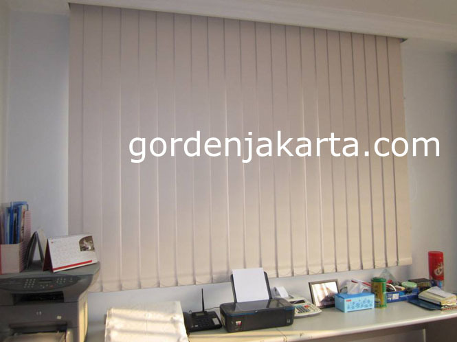 Pasang Vertical Blind