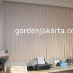 contoh vertical blind