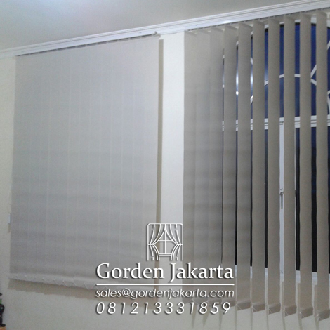 vertical blinds novi gadding serpong