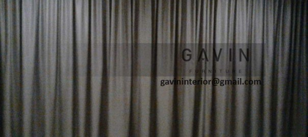 Gavin Interior Jual Gorden Murah