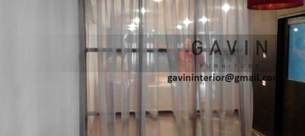 Gorden Minimalis Klien Slipi Jakarta Barat