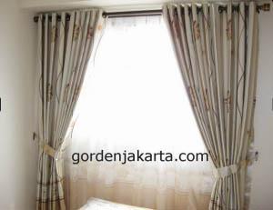 Gorden Minimalis Terbaru Blackout Pluit Jakarta Utara