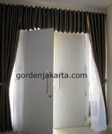 Jual Gorden Minimalis Online Untuk Pintu Rawamnagun Jaktim