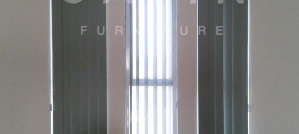 Vertical Blind Untuk Rumah Nyaman Dan Modern
