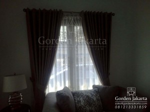 model gorden rumah minimalis terbaru bahan semi blackout