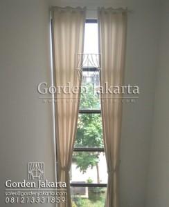 Q2737 Harga gorden jendela kecil di serpong