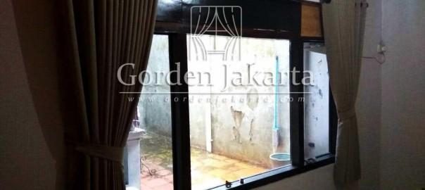 Q2759 harga gorden jendela per meter murah di tebet