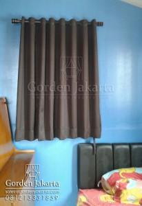 Q2872 harga gorden jendela kecil bahan semi blackout