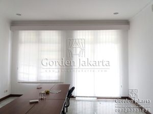 vertical blind onna series 7116 project cilandak Q3178