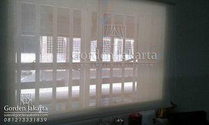 roller blinds solar screen Sp 4000 - 1 beige di kota tua Q3261