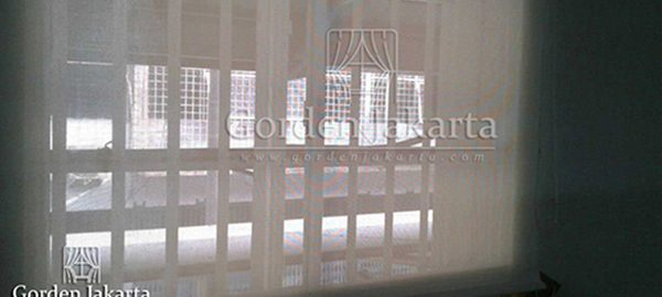 roller blinds solar screen Sp 4000 - 1 beige di kota tua Q3261