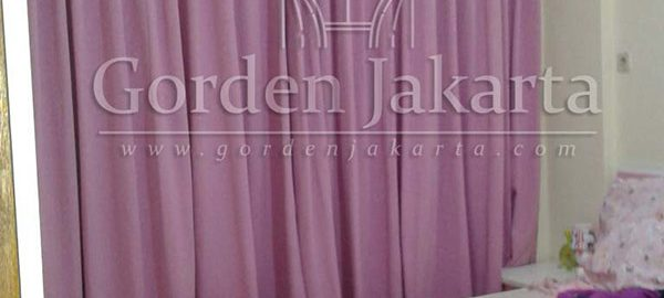 harga kain gorden per meter sense 18 pink project kwitang Q3356