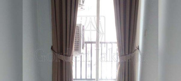 Gorden untuk residence minimalis spain dengan rel rollet Q3761