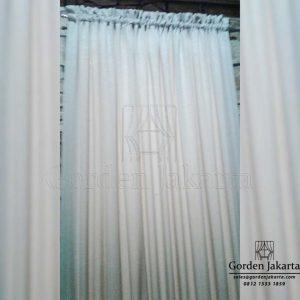 gorden mirage putih jendela minimalis bby gorden jakarta Q3758