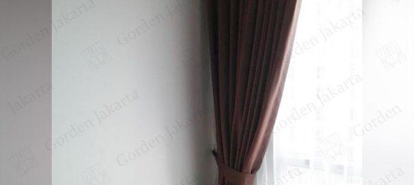 tirai jendela kecil ruang tamu bahan gorden spain q3754