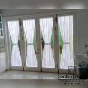 gorden pintu minimalis model kupu kupu by gorden jakarta Q3791