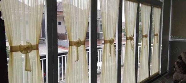 Vitrage kupu-kupu super voile di Cibubur id4076