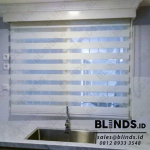 Zebra Blinds Dimout Sp.Z88-1 Cream Di Mampang by Gorden Jakarta id3938