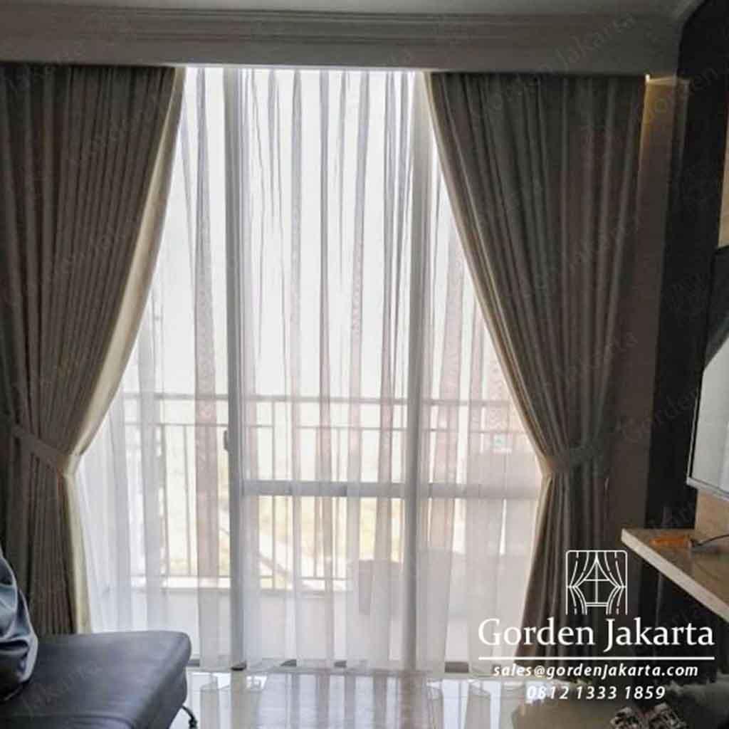 101+ Foto Desain Gorden Apartemen Paling Keren