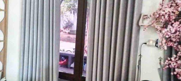 gorden ruang tamu jendela minimalis di daan mogot id4137