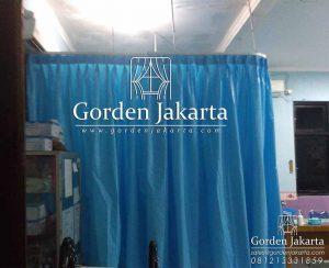 contoh gorden rumah sakit bahan plastik di Gorden Jakarta