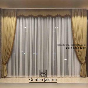 gambar gorden klasik minimalis dari Gorden Jakarta
