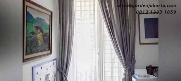 contoh vitrage gorden minimalis by Gorden Jakarta id4540