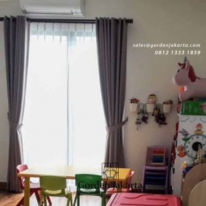 model gorden terbaru untuk kamar anak by Gorden Jakarta id4471