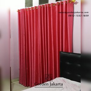 Jual Gorden Minimalis Bahan Quinn Di Square Mall Tamansari Jakarta Barat id4400