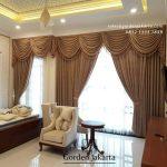 Gorden klasik murah custom ukuran by gorden Jakarta