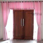 Gorden poin warna pink model terbaru harga murah id4472
