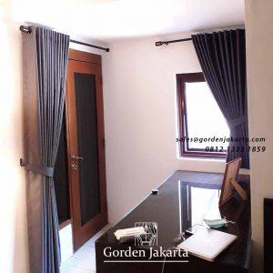 Jual Gorden Minimalis Exblack 23-5 Klien Sinabung Kebayoran Baru Jakarta id5577