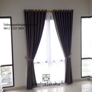 Jual Kain Gorden Semi Blackout Hamas Project Harvest Bintaro Residence Ciputat Tangerang id6029