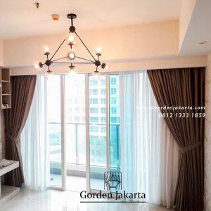 Beli Gorden Untuk Apartemen Ruangan Minimalis ID5456