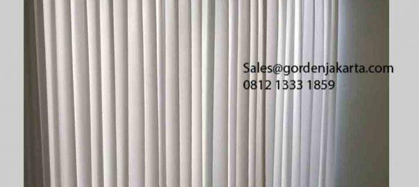 Harga Gorden Murah Sahara Rample 2,5 Putih Metland Puri Cipondoh Tangerang Id5752