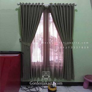 Harga Gorden Blackout Premier book 2 Pondok Indah Residences kebayoran Lama ID4816