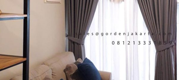 Jual Gorden Minimalis Murah Cozy 27-28 Abu-abu Premier Estate 2 Pd Melati Bekasi ID6676
